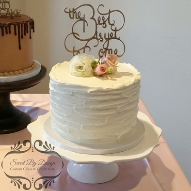 Wedding Cake Bar by Sweet By Design at The Laurel in Grapevine