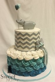 Bridal and Baby Shower Cake Gallery