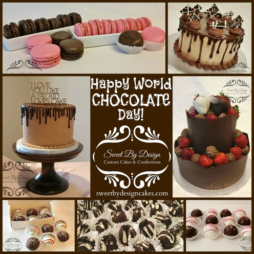 Sweet By Design - World Chocolate Day